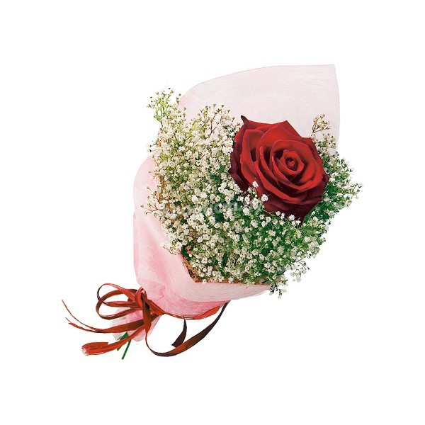 Букет от една роза