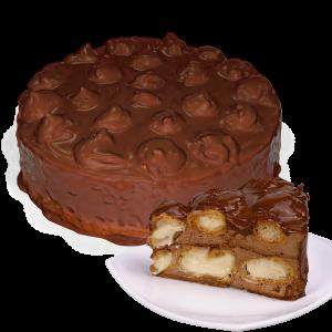Торта Еклерова шоколад