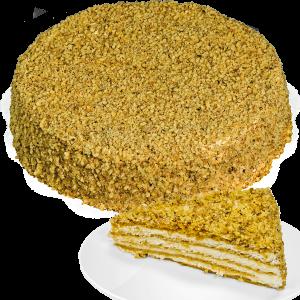 Торта Меден Йогурт
